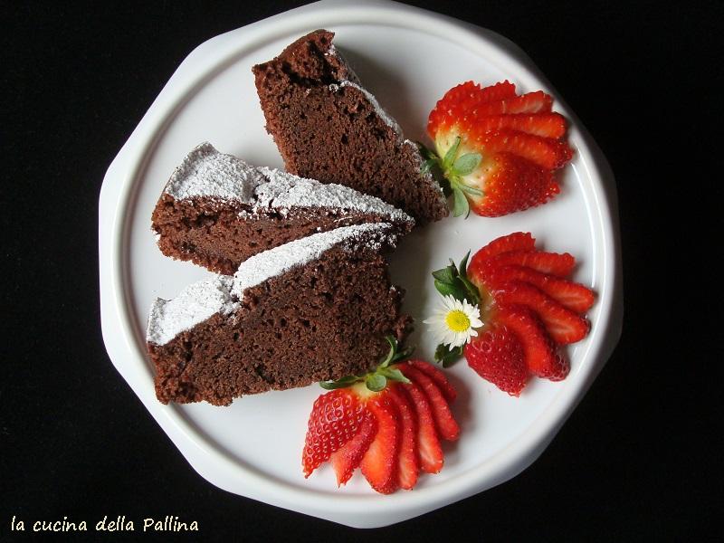 torta, dolce, vegan, cioccolato, cacao, olio di cocco,