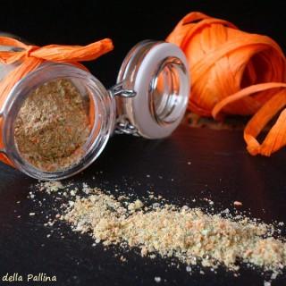 brodo vegetale granulare homemade