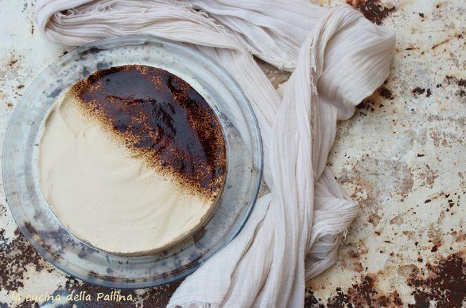 Torta sennza cottura al gusto coppa del nonno