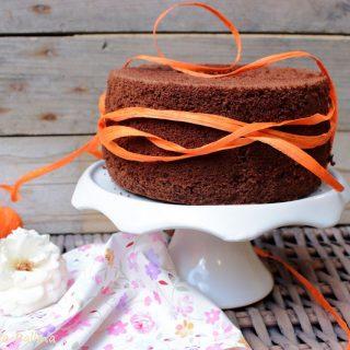 Ricetta chiffon cake al cacao