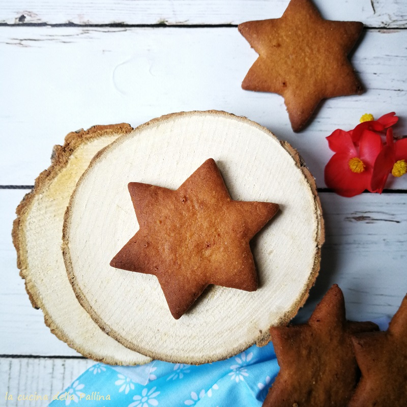 Biscotti allo zucchero muscovado