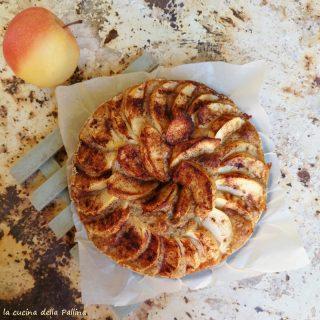 Torta integrale di mele: ricetta vegan